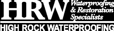 High Rock Waterproofing Logo